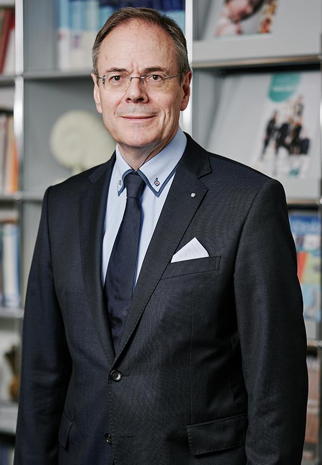 Prof. Prof. h.c. Dr. med. Thomas Lenarz